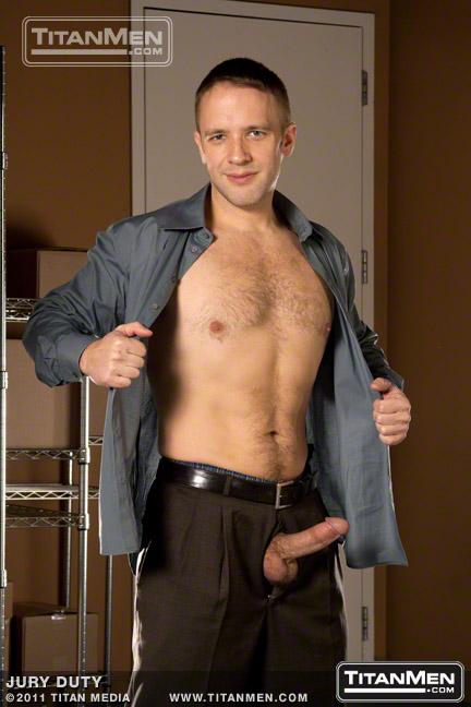 gay security guard