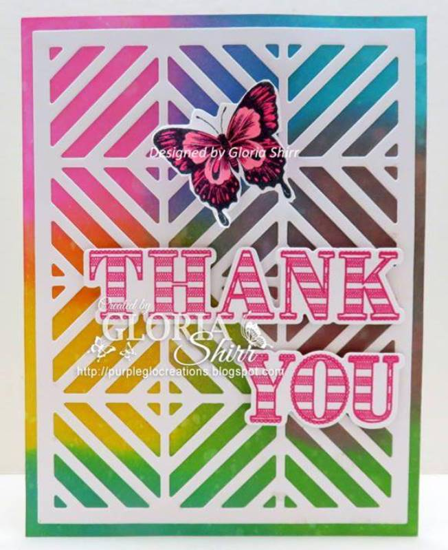 Featured Card for Crafty Sentiments Top 3 Win