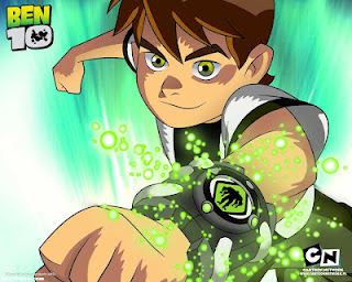 Ben 10 Games 7 in 1 PC Version