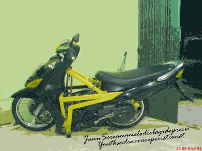 Modif Yamaha Bison Ceper