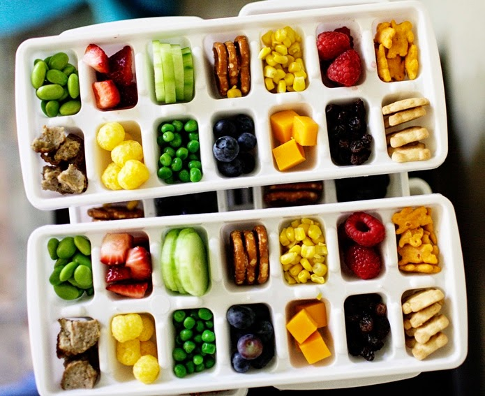 If You Find That There Are Too Many Compartments In An Ice Cube Tray Look For A 6 Or Baby Food Making Shown Below