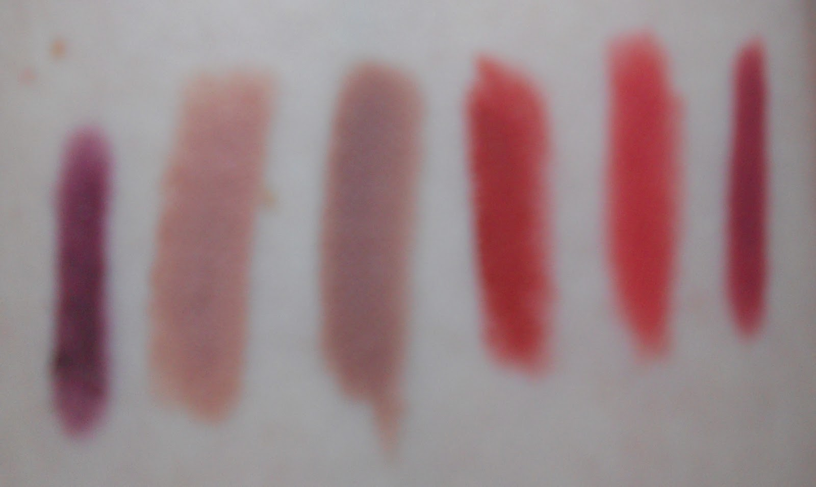 isadora perfect lipliner swatches
