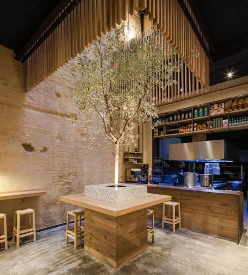 Ilia Estudio Interiorismo Restaurante En Sevilla Perro