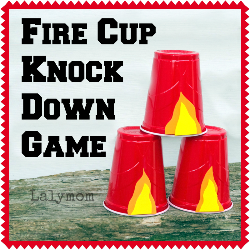 Fire Safety Game Fire Safety Activities For