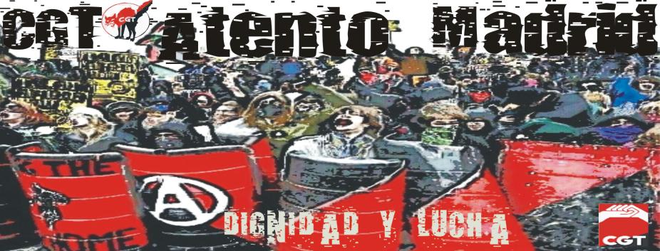 CGT Atento Madrid