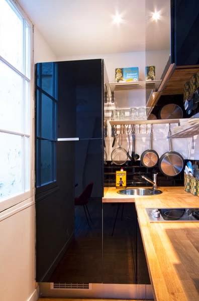 Un apartamento en par s decoraci n for Decoracion de interiores paris
