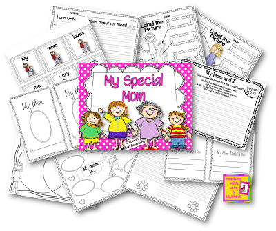 http://www.teacherspayteachers.com/Product/My-Special-Mom-234348