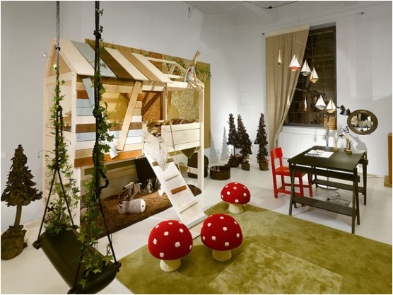 Playroom Ideas For Young Boys