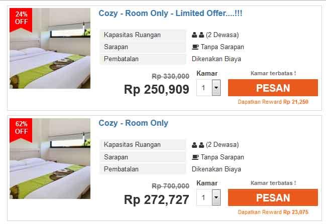 Hotel Murah Di Bali Dekat Pantai Kuta Bagus