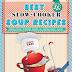 Best Slow-Cooker Soup Recipes - Free Kindle Non-Fiction