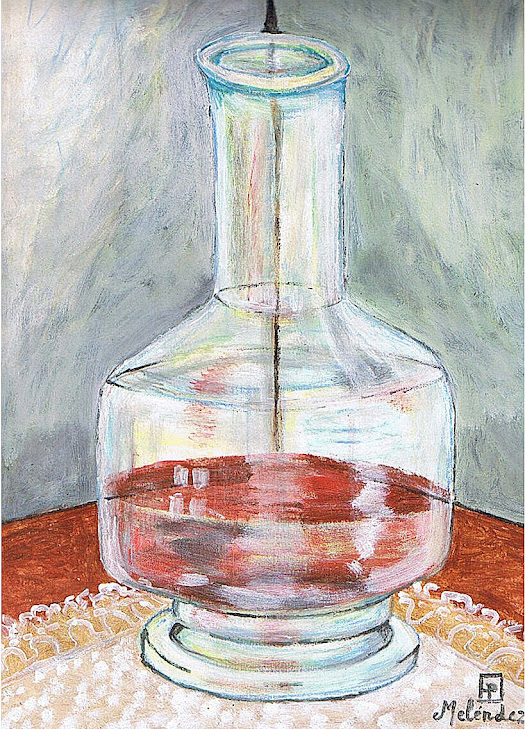 botella cristal 15-8-95
