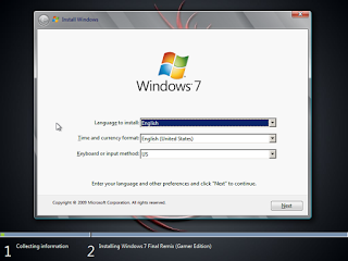 Download  Windows 7 Final Remix Gamer Edition