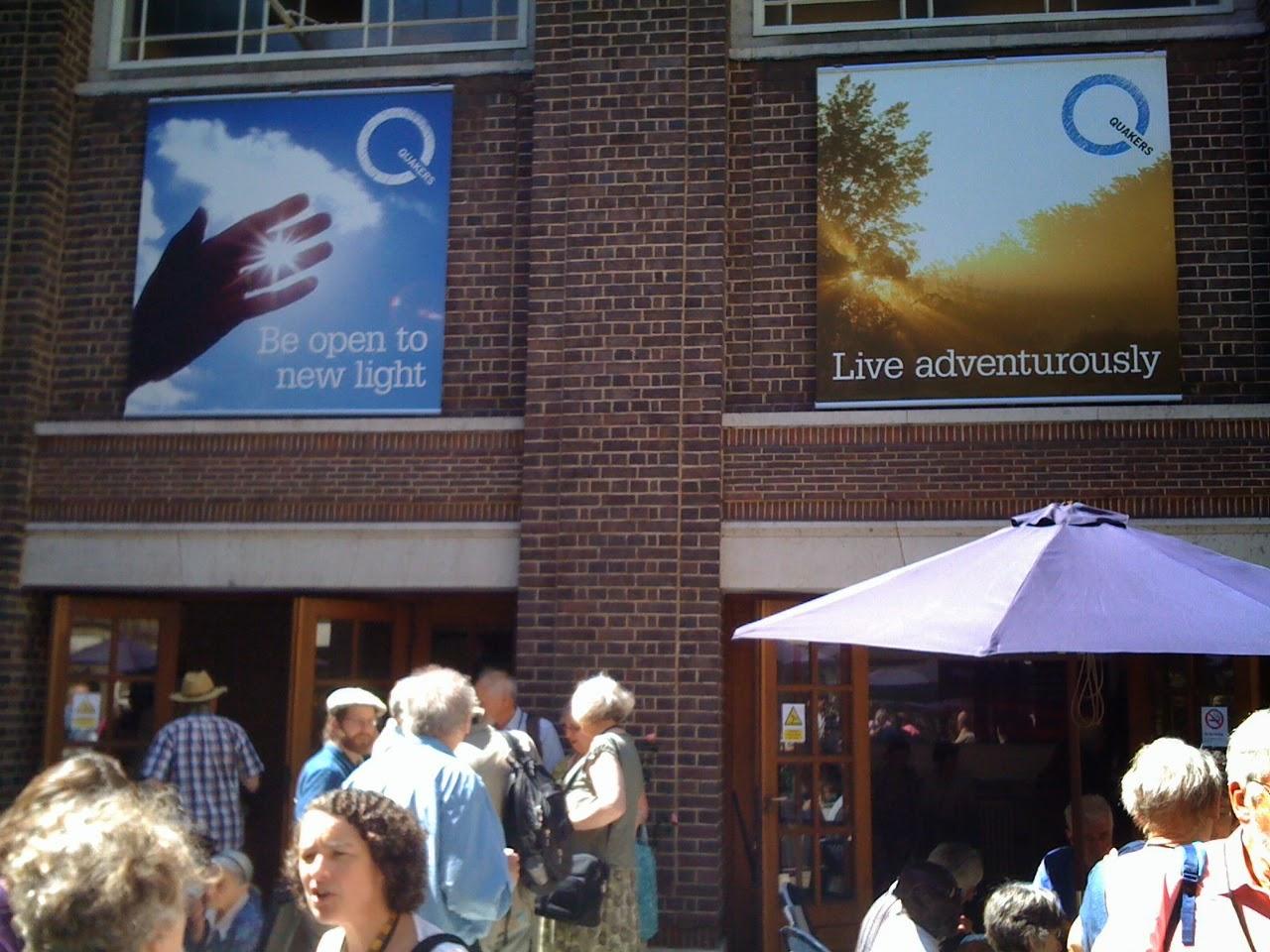 Quaker religion modern