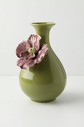 Anthropologie inspired flower vase yellow bliss road anthropologie inspired flower vase mightylinksfo