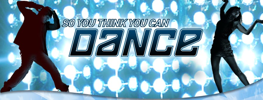 So you think you can dance Reality Show