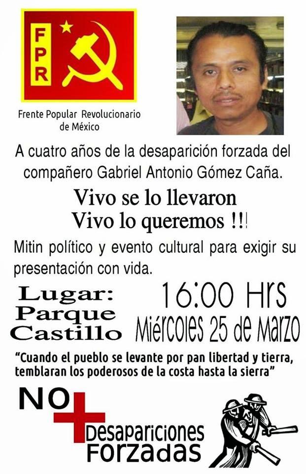 Orizaba 4 pm Parque Castillo