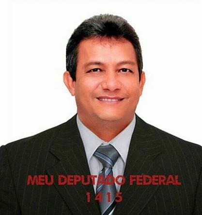 Para Deputado Federal Raimundo Carvalho