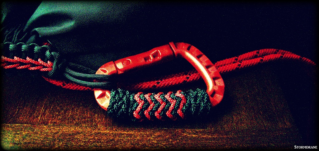 how to make a paracord lead rope