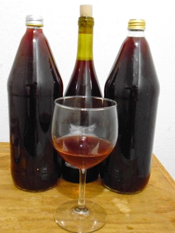 40 oz wine