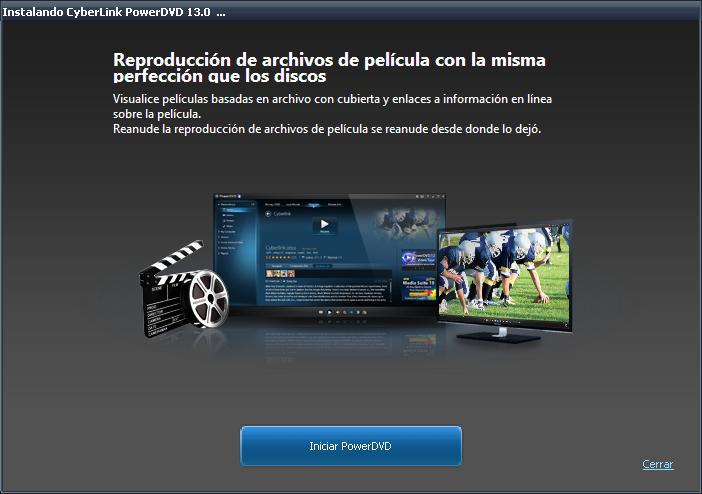 Cyberlink PowerDVD Ultra v.13.0.2720.57 [Español] [Full] Cap3.descargasvip.net