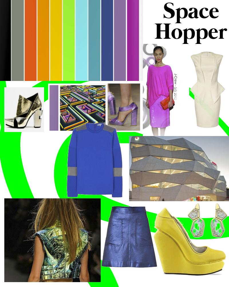 Future fashion trends 2014 - Sensor Trends 2014 Ama Sensorik