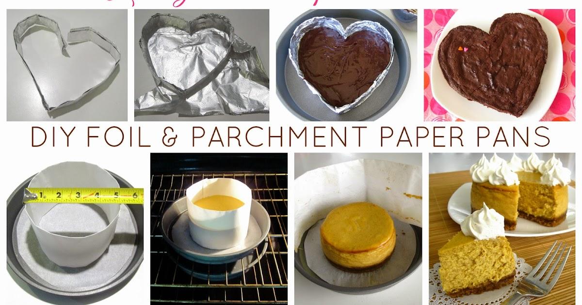 Video Diy Disposable Baking Pans Heart Shaped Foil Pans