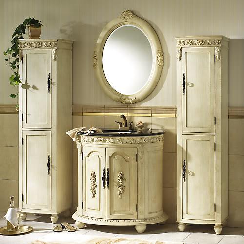 Relas arredo nel bagno in stile shabby chic idee e ispirazioni - Arredo bagno shabby chic ...