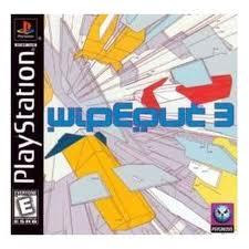 Super Compactado Wipeout 3 PS1