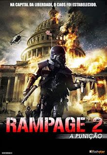 Rampage 2: A Punição - BDRip Dual Áudio