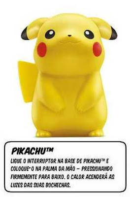 McDonald's traz Pokémon ao Brasil em Outubro Pokemon1