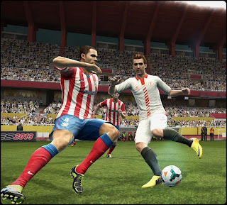 Download Patch 5.1 Untuk PES 2013