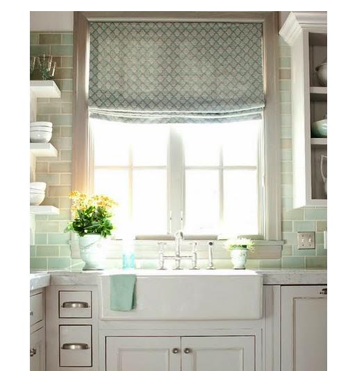 Modle de rideaux de cuisine cuisine jolie cuisine avec rideaux blanc jaune cuisine rideaux Rideau cuisine design