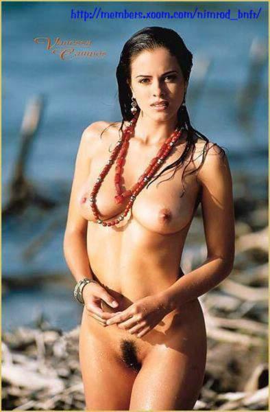 Vanessa Campos na Playboy