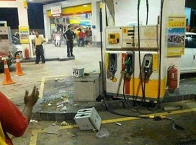 harga minyak naik, harga ron95 naik 20sen, berita, berita hangat