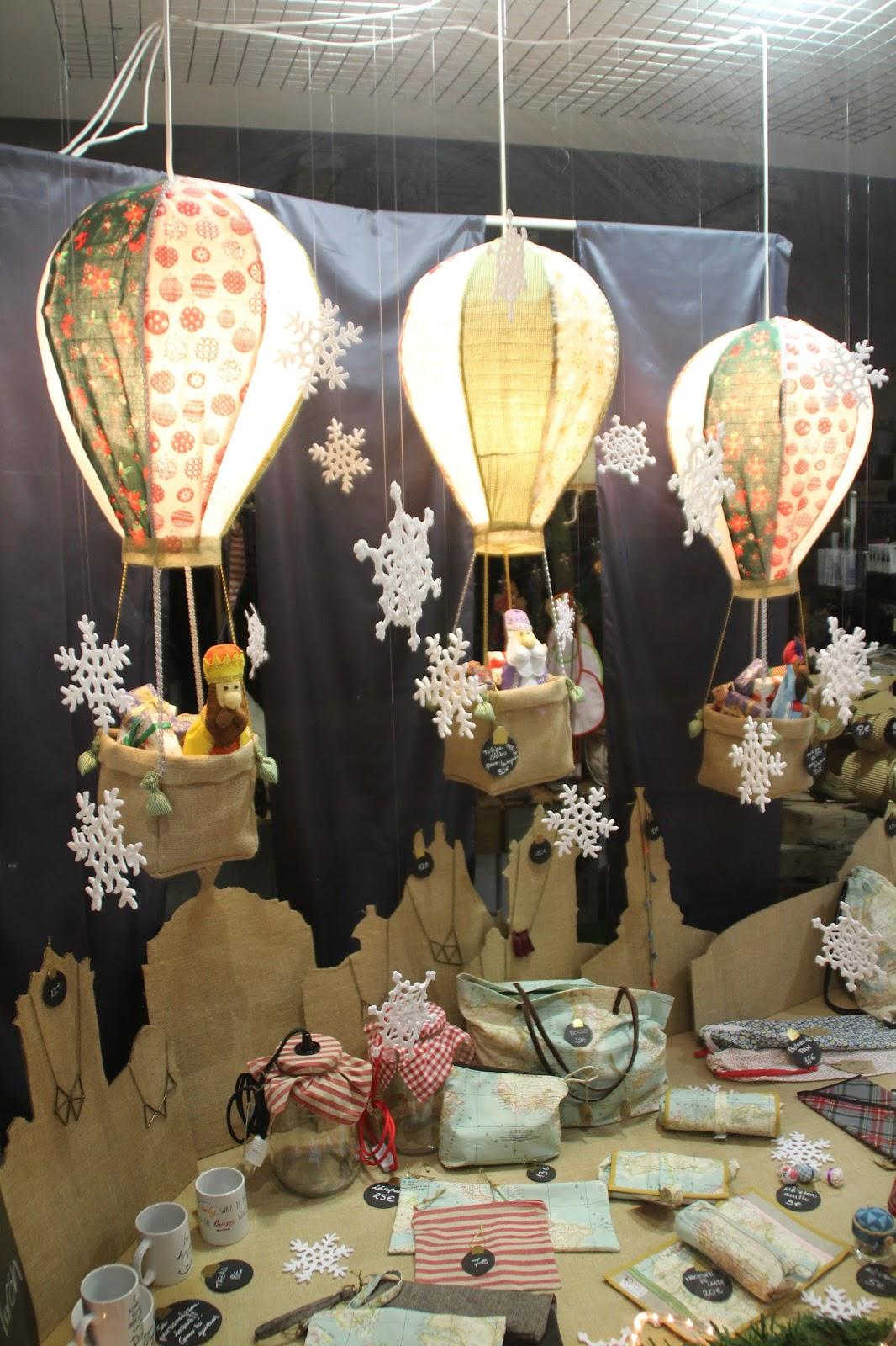 El blog de joaqu n medina resultado del quinto concurso - Decoracion navidena para comercios ...