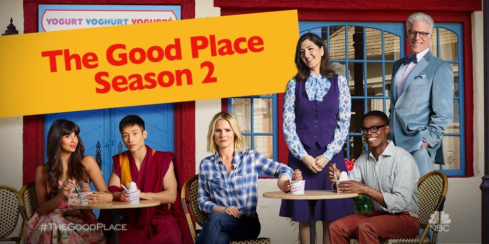 The Good Place Season 2 Episode 1