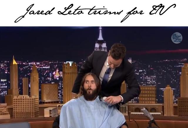 Jared Leto Beard