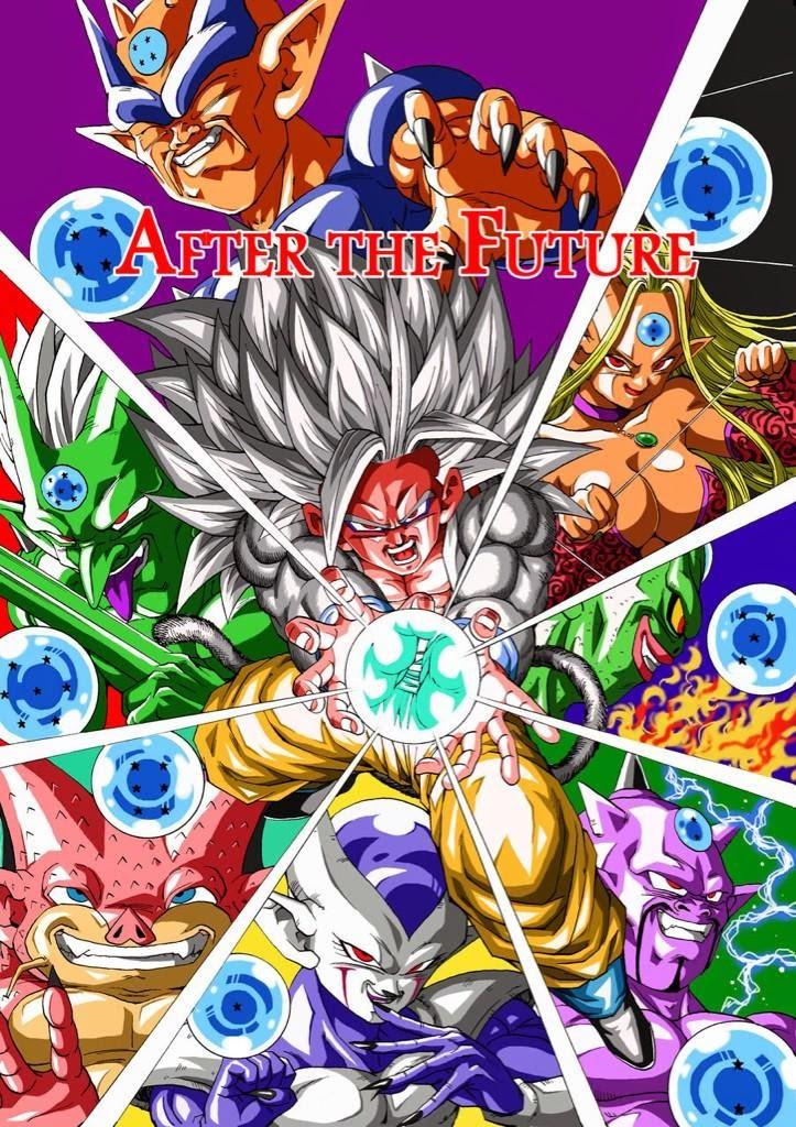Truyện tranh Dragon Ball After The Future, đọc truyện tranh Dragon Ball After The Future, truyện tranh mobile Dragon Ball After The Future