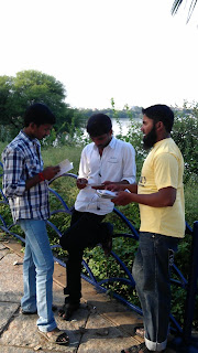 HYDERABAD-Necklace Road Station -Open Dawah-INDIA