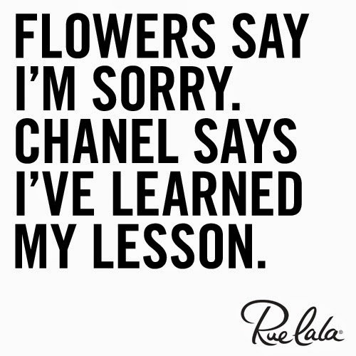 CHANEL'S ALWAYS RIGHT