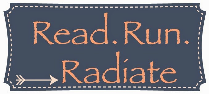 Read. Run. Radiate.