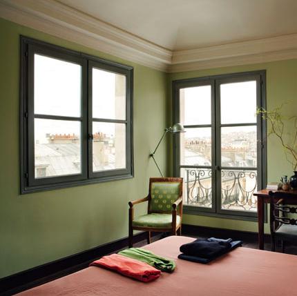 Gis neues Wohnzimmer: Grüne Töne