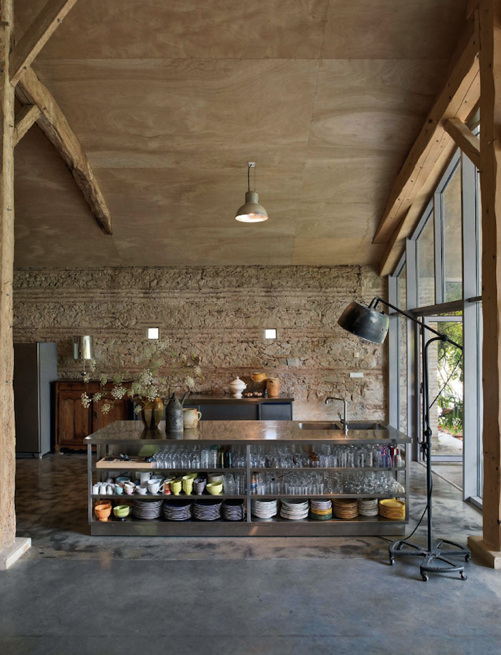 Rustic Meets Modern In France French By Design