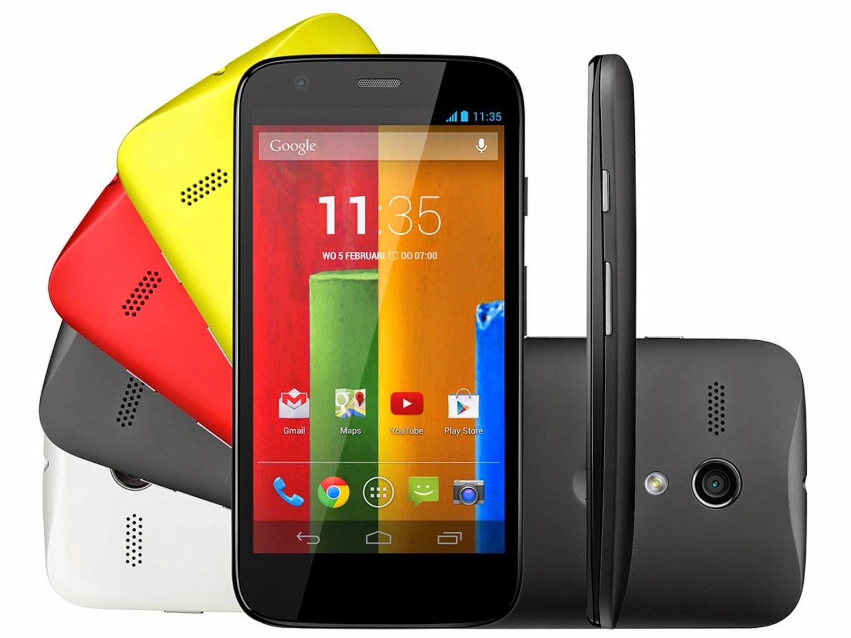 Gambar SmartPhone Motorola Moto G