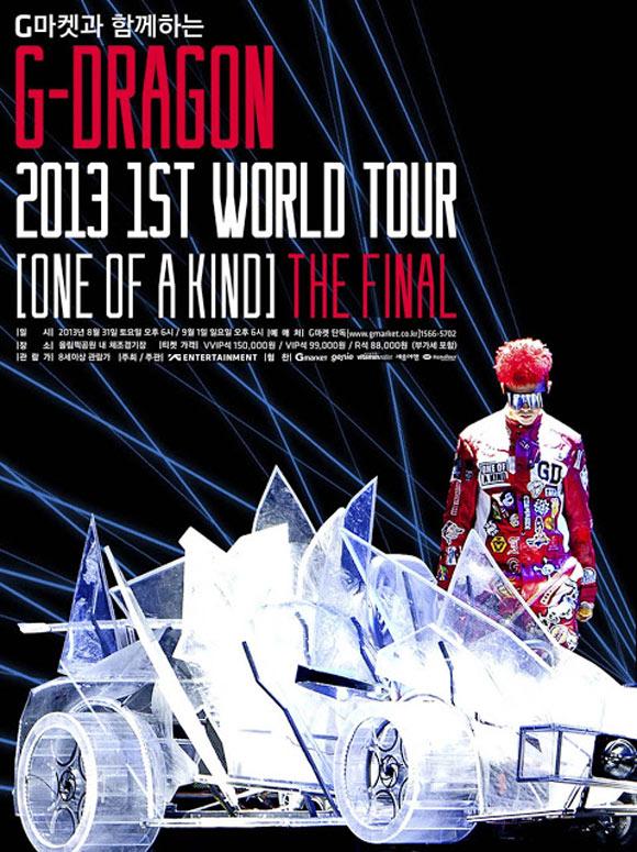 G-Dragon (Big Bang) ''ém hàng'' ca khúc mới tặng fan