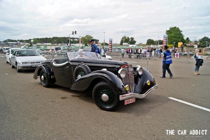 Audi R8 V10 Spyder Le Mans 2012