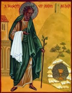 José de Arimatea y el símbolo del Grial