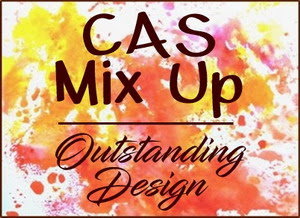 CAS Mix Up Card Challenge
