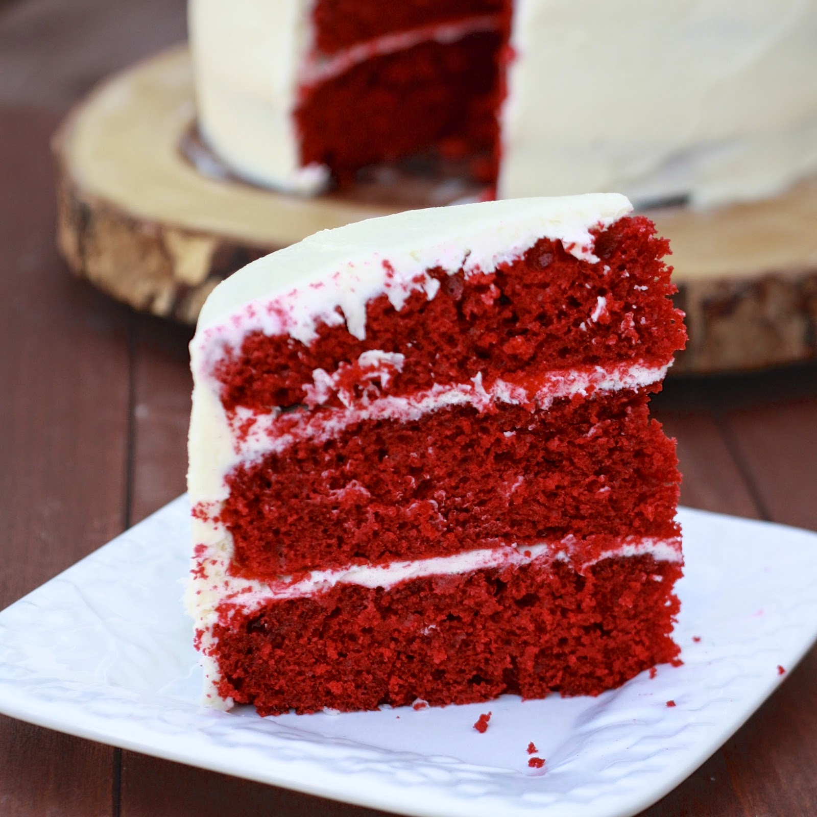 Red Velvet Cake | The Sweets Life