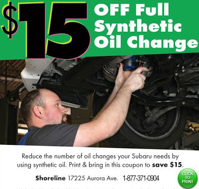 What are the Advantages of Oil Change Deals 2